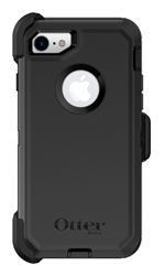 OtterBox  Defender  Black  Apple  iPhone 7  Cell Phone Case
