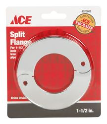 Ace  1-1/2 in. Brass  Split Flange