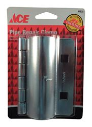 Ace  1 in. Dia. Steel  Pipe Repair Clamp