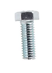 Hillman  Hillman  Zinc  Steel  Coarse  Hex Bolt  3/8 in. Dia. x 1 in. L 100 box