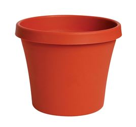 Bloem  Terrapot  Terracotta Clay  Resin  Traditional  Planter  7 in. H x 8 in. W