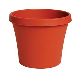 Bloem  Terrapot  Terracotta Clay  Resin  Traditional  Planter  14.2 in. H x 16 in. W