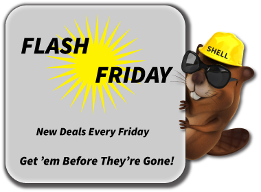 Flash Friday Sales