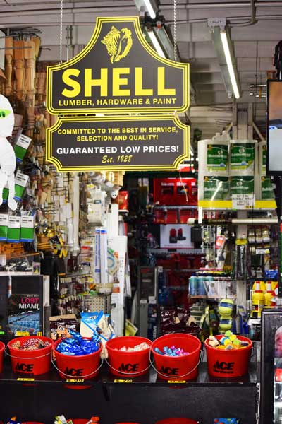 Shell Lumber & Hardware offers guaranteed lowest prices