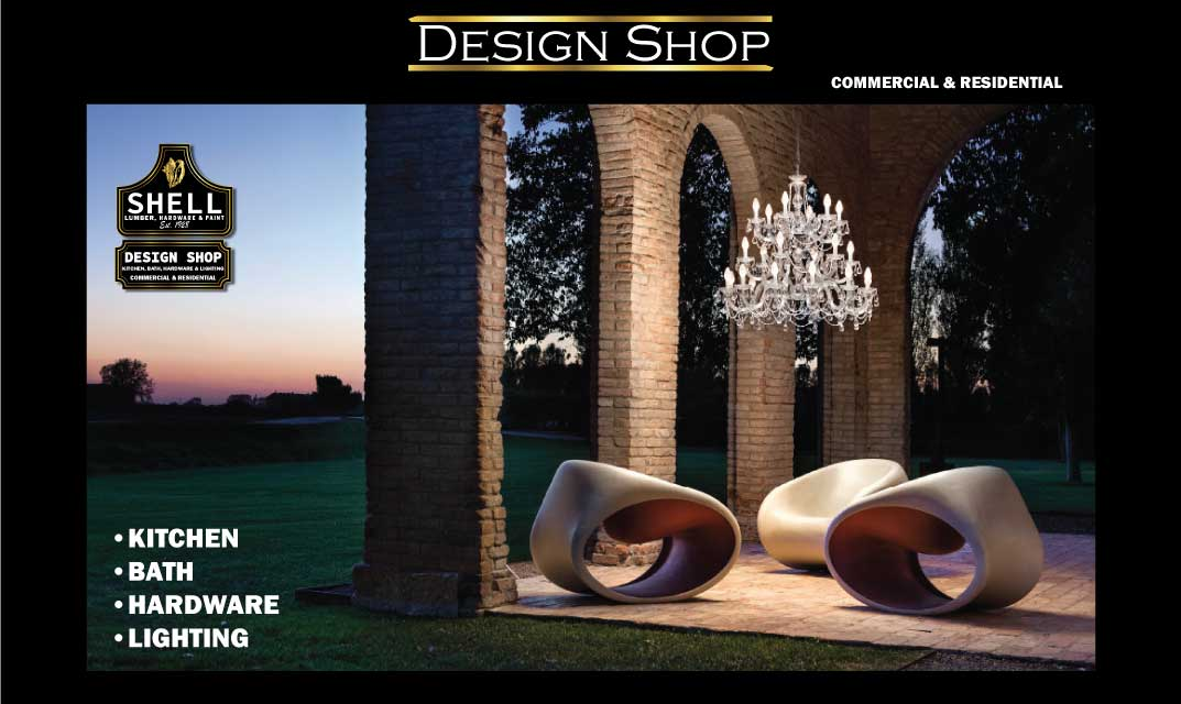 Shell Design Shop - Designer Lighting, Kitchen, Bath and Hardware