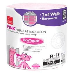 Insulation R-13 15 in. W Roll 40 sq. ft. Energy Star Compliant (RF10)