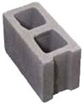 "CONCRETE BLOCK REGULAR 8""X8""X16"""