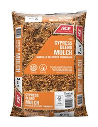 Oldcastle Brown Cypress Blend Mulch 2 cu. ft.