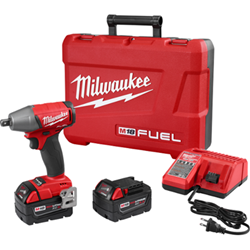 "M18 FUEL™ 1/2"" Compact Impact Wrench w/ Pin Detent Kit"