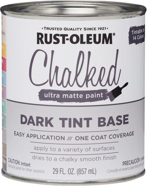 Rustoleum Brands 287689 Paint Chalk Dktint 30oz 2 Pack