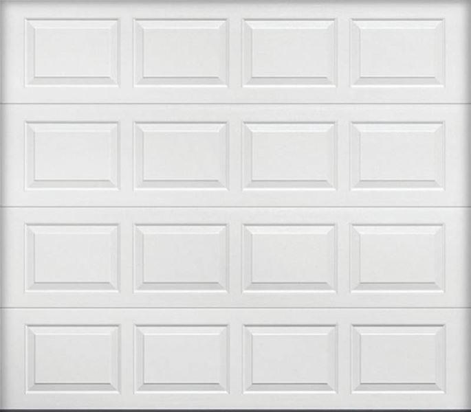 Wayne Dalton 9100 Wht Sld Garage Door9x7 Vorg9596289 9100