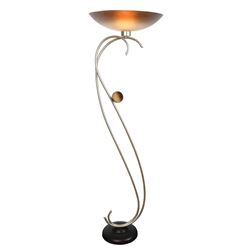"Van Teal 134981 Catalina Too 71"" Torchiere Floor Lamp"