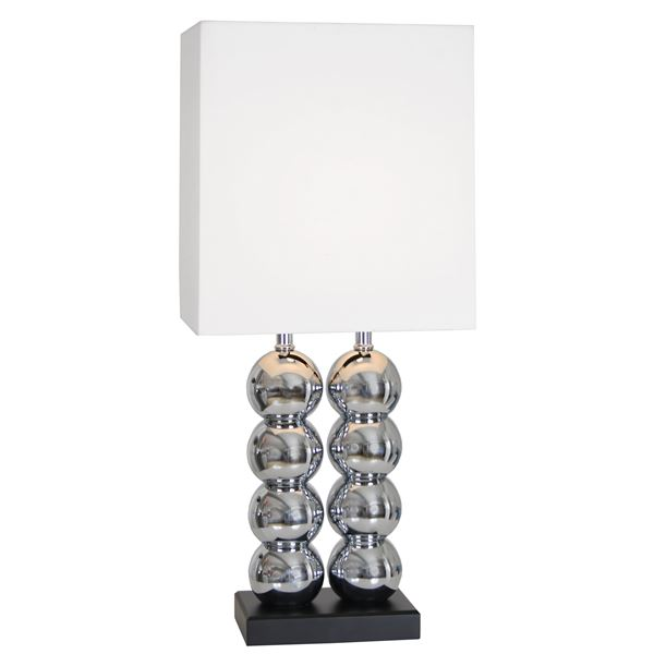 "Van Teal 480572 Two's World 32"" Table Lamp"
