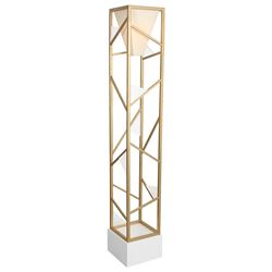 "Van Teal 634481 Tower Center 71"" Torchiere Floor Lamp"