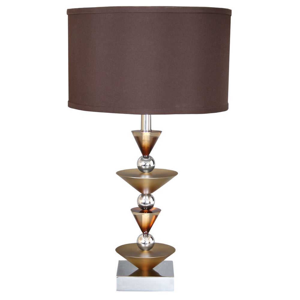 "Van Teal 780072 Simple Run 26"" Table Lamp"