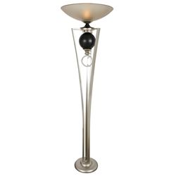 "Van Teal 504081 Romance 72"" Torchiere Floor Lamp"