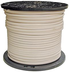 Romex Simpull 14/2Nm-Wgx1000 Type Nm-B Building Wire, 14/2, 1000 Ft, Pvc