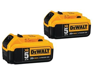 Black & Decker Dcb205-2 Battery 20v 5ah 2pk