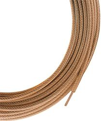 Strata CS75050 Heavy Duty Clothesline, 1000 ft L, 1000 lb