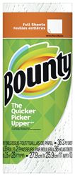 Bounty Paper Towel, 11 in L x 10.2 in W 30 Pack