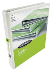 "Acco W7036267 Binder 1"" White View"