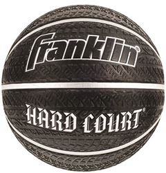 Franklin Sports 32004 Basketball Blk Rubber