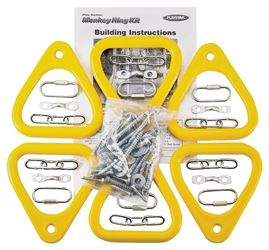 Playstar Monkey Ring Kit Instructions
