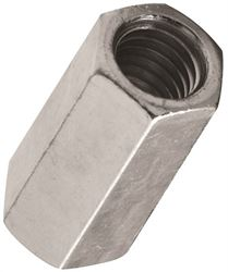 Stanley 182675 Coupling Nut, 5/16-18, Steel, Zinc Plated