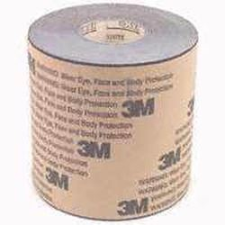 3M 15302 Floor Surfacing Paper, 50-Grit, Coarse, Resin, 50 yd L
