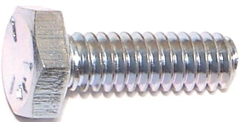 Midwest Fastener 1/4X3/4In Zinc Hex Screw Gr5