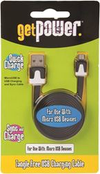 Aries Manufacturing Gp-Usb-M Cable Micro Usb 3Ft