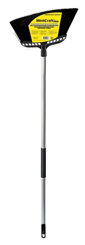 MINTCRAFT 2032 Heavy Duty Angle Broom, Polypropylene