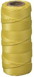 Ben-Mor 60117 General Purpose Twisted Seine/Mason and Chalkline Twine, 250 ft L