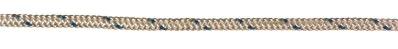 Ben-Mor 60011 Diamond Braided Rope, 1/4 in Dia x 150 Ft L 6 Pack