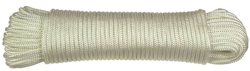 Ben-Mor 60013 Diamond Braided Rope, 3/16 in Dia x 100 ft L 6 Pack