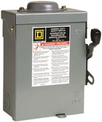 Square D By Schneider Electric D221Nrbcp Waterprf Sfty Swtch