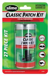 Slime Classic 4060-A Tire Patch Kit, 27 Pieces, 6.825 in L