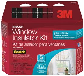3M 2141 Window Insulate Kit62X210
