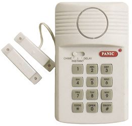American Tack & Hardware Sec400 Alarm/Chm Entry Key Pad - 6 Pack