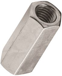 Stanley 182691 Coupling Nut, 7/16-14, Steel, Zinc Plated
