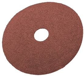 3M 20054 C, General-Purpose Fiber Disc, 80-Grit, Medium Grade, Aluminum Oxide, 7/8 in Arbor, 5 in Dia 25 Pack