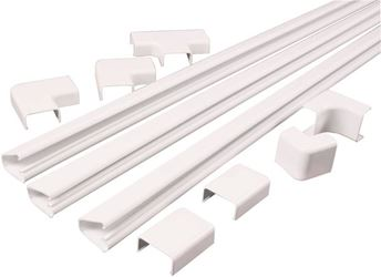 CordMate II Legrand C210 Channel Kit, PVC