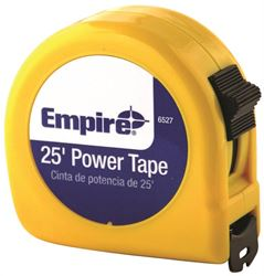 "Empire Level 626 Tape 25 X 1"" - 24 Pack"
