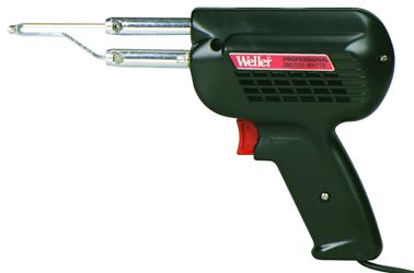 Weller Professional D550 Heavy Duty Corded Soldering Gun, 120 V, 260/200 W, Tin Plated Copper Tip