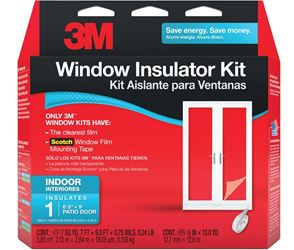 3M 2144 Patiodoor Insul Kit84X112