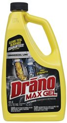 Sc Johnson 22118 Drano Max Gel 42 Oz