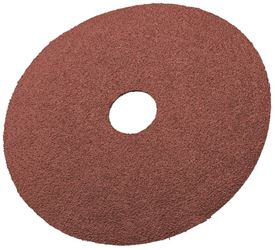 3M 20052 C, General-Purpose Fiber Disc, 120-Grit, Fine Grade, Aluminum Oxide, 7/8 in Arbor, 5 in Dia 25 Pack
