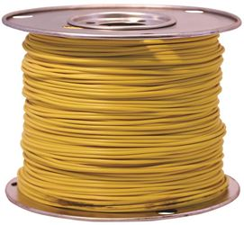 Coleman Cable 55668323 Wire Yelo 100Ft 16Ga - 2 Pack