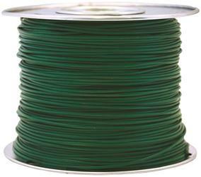 Coleman 55835023 Automotive Primary Wire, 18 AWG, 100 ft, PVC