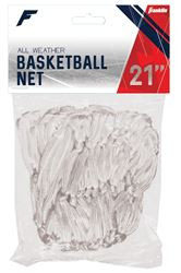 Franklin Sports 1640 Net Bsktbl Poly 12lp Wht